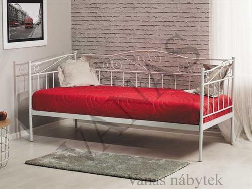 Kovaná postel BIRMA 90x200 cm