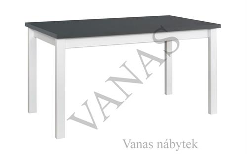 Jídelní stůl ALBA 2 (80x140/180 cm)